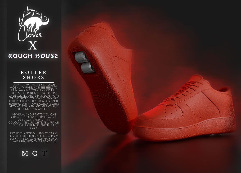 Clover X RoughHouse