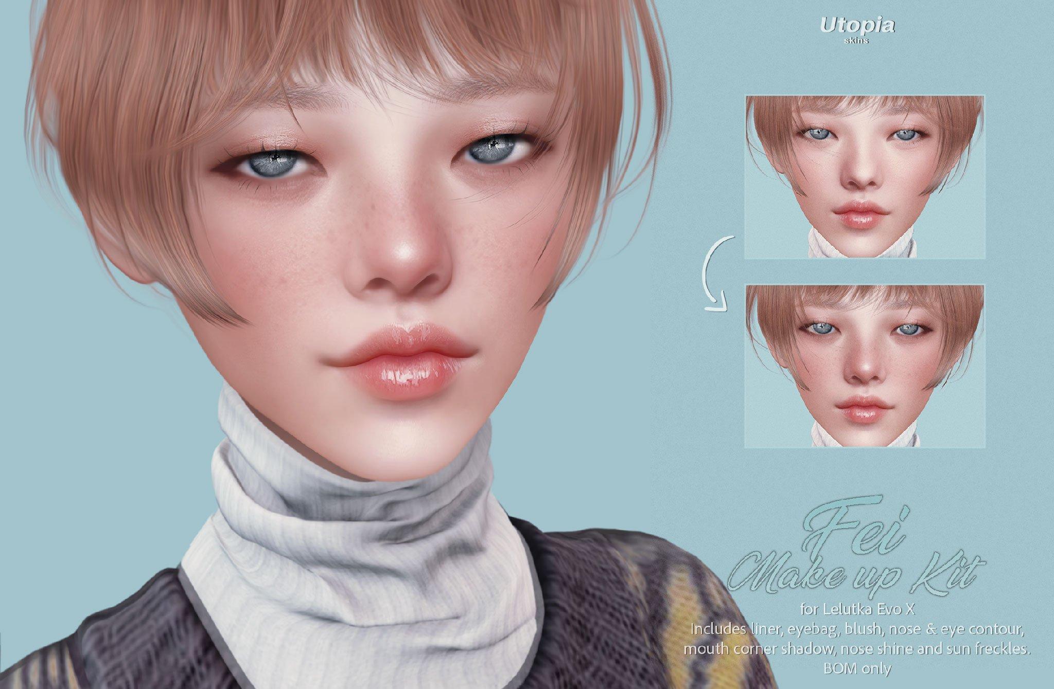 Utopia Skins